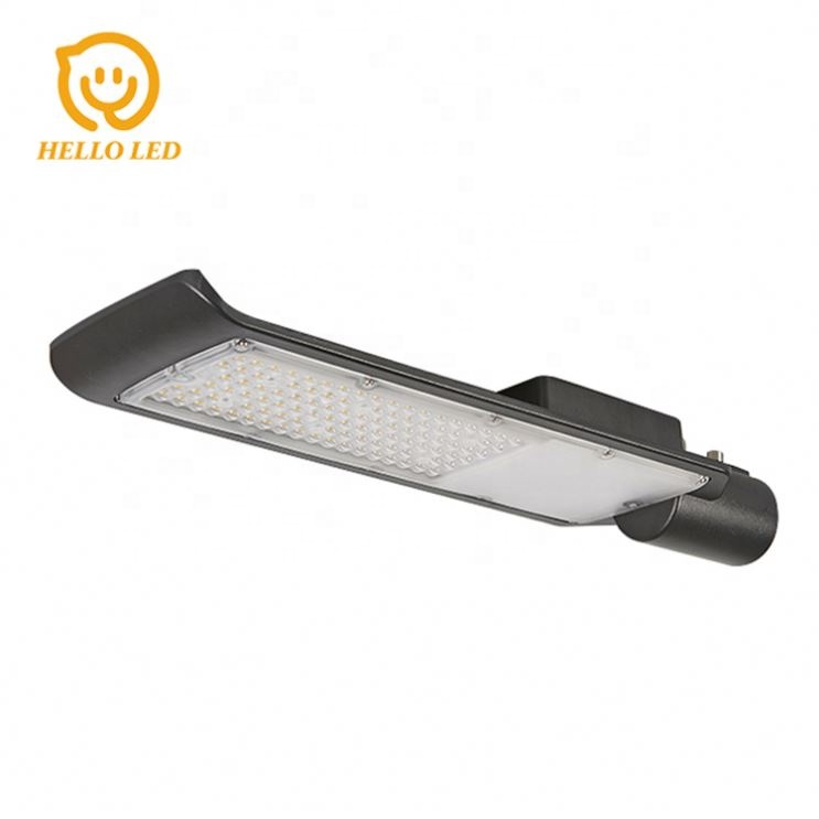 Best quality high power led street light 100w waterproof isolated driver aluminum housing