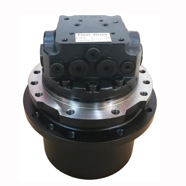 Sıcak satış WTM04 yürüyüş motoru MAG-26V-400F tahrik motoru 702C2K sürücü GM04VA ayna mahruti grubu için 4 Ton Mini ekskavatör