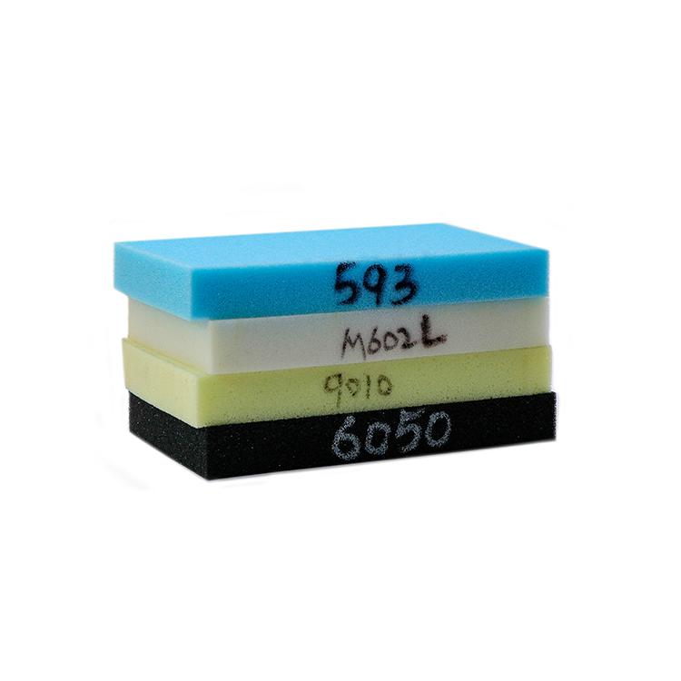 Polyurethane memory sponge slow rebound sponge sheet mattress for memory foam mattress