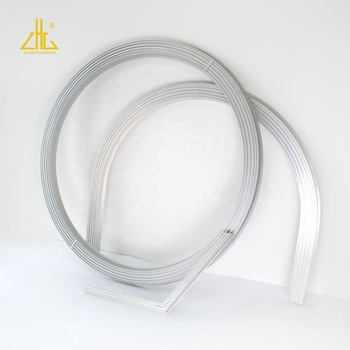 Hot sale Large Anodized Aluminium LED Profile Recessed LED Aluminium For LED Strip