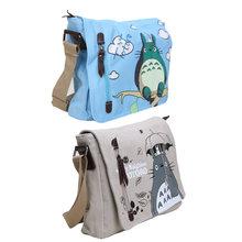 Мой сосед Тоторо рюкзак милый сумка 35*22 см для взрослых молодых людей детские рождественские подарки(Китай)