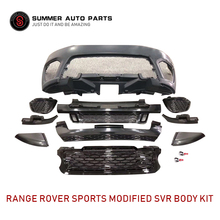 Haute qualité <span class=keywords><strong>Range</strong></span> <span class=keywords><strong>Rover</strong></span> Sport auto <span class=keywords><strong>kit</strong></span> <span class=keywords><strong>Carrosserie</strong></span> SVR 2014-2017