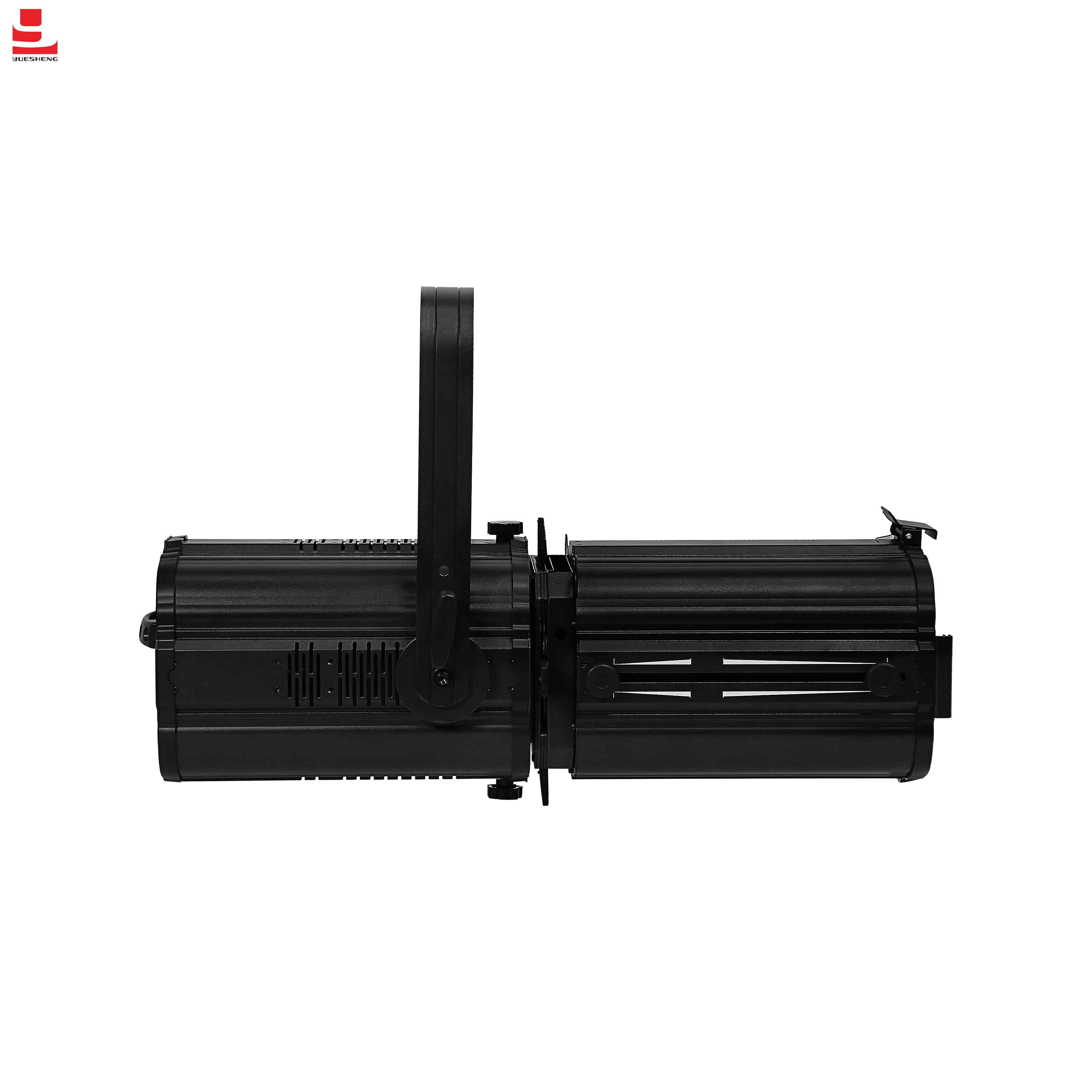 Manufacturer Supplier Stage Fixture 200W White LED Profile Spot Light with Led Heat sink for Wedding