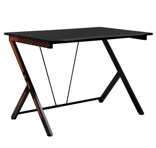 Ergonomic Gaming Desk RGB PC Computer Gaming Desk Gamer Tables Pro with LED Lights Controller