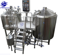 Bar/Hotel/pub beer brewing equipment machinery /beer brewery equipment