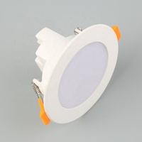 15w Warm White recessed ceiling led bulb downlight around Commercial indoor Aluminum COB