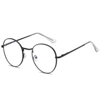 Vintage glasses metal optical designers eyeglasses frames