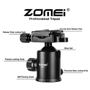Z669 High Quality Flexible Tripod For Projector