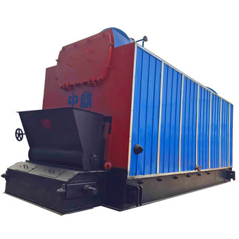 Made in china coal / wood fired steam boiler for paper mill