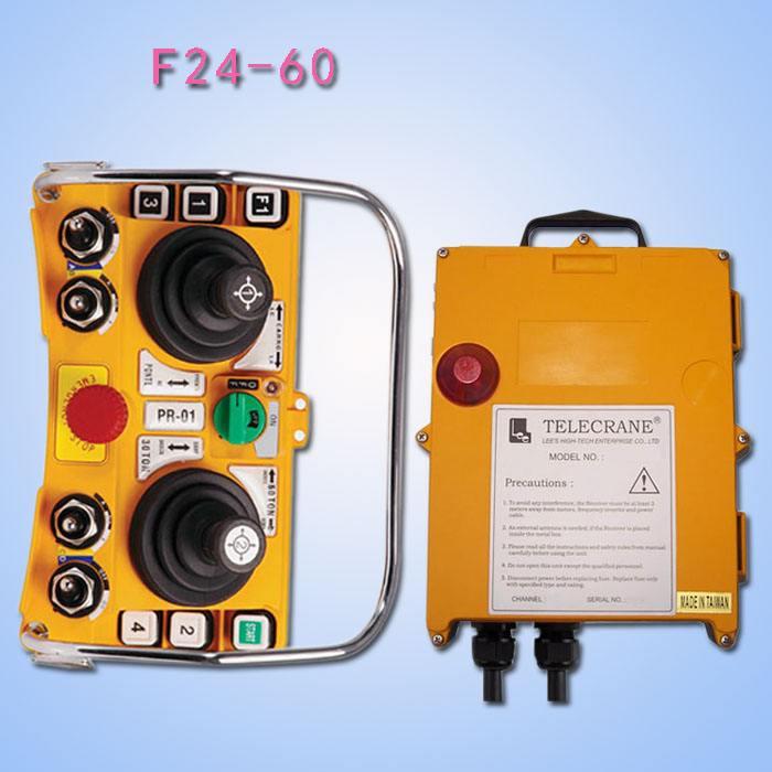 F24-6D リモコンポータブルクレーンラジオリモートコントロール