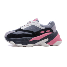 Thick sneakers ladies 2019 platform shoes fashion ladies sneakers men's footwear...