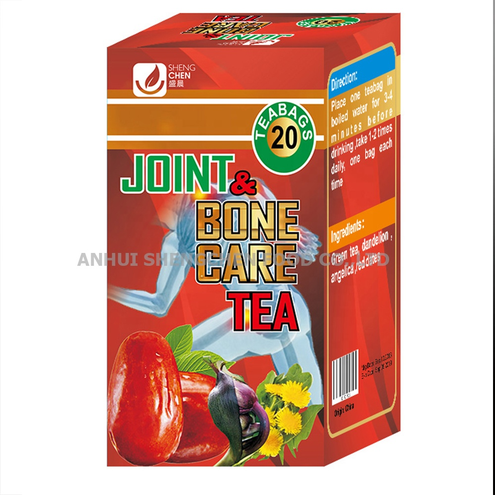 Customized Packing 2gx20 Bags/Box Nigeria Market Joint & Bone Care Tea Herbal Arthritis Tea Protecting Your Bones - 4uTea | 4uTea.com