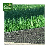 AOJIAN 30mm high density no-infilling grass artificial grass for football field