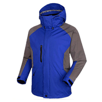 winter Windbreaker Hoodie Outdoor Jacket Waterproof Jacket
