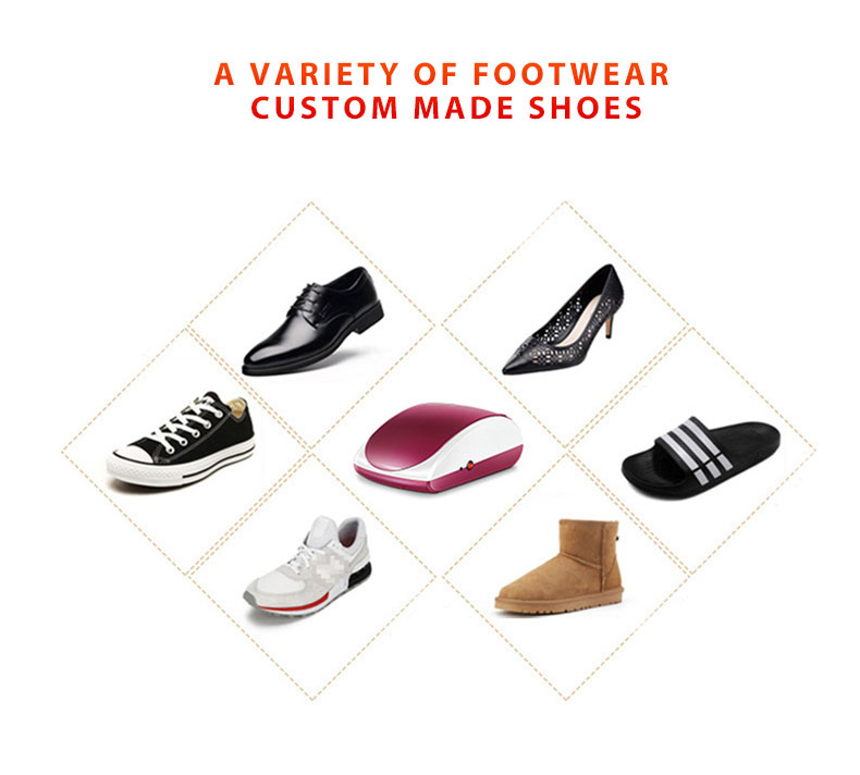 Manufacturer New Design Light Weight Chargeable Intelligent Disposable Automatic Sole Shoe Boot Cover Dispenser Machine