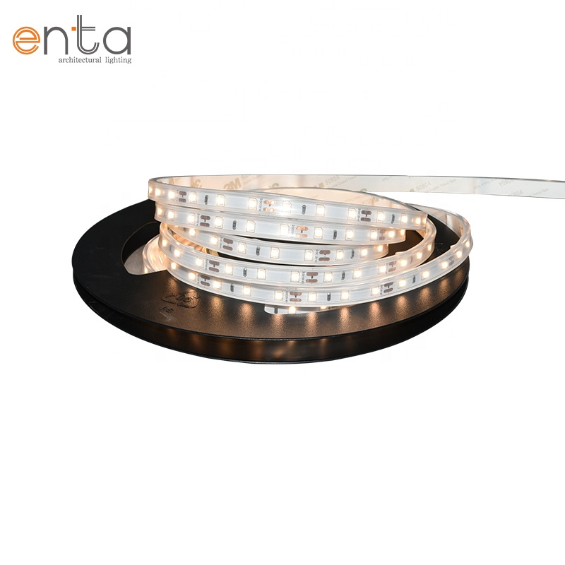 Best Quality SMD2835 24V IP66 14.4Watt 3000K 120 beads  LED Strip