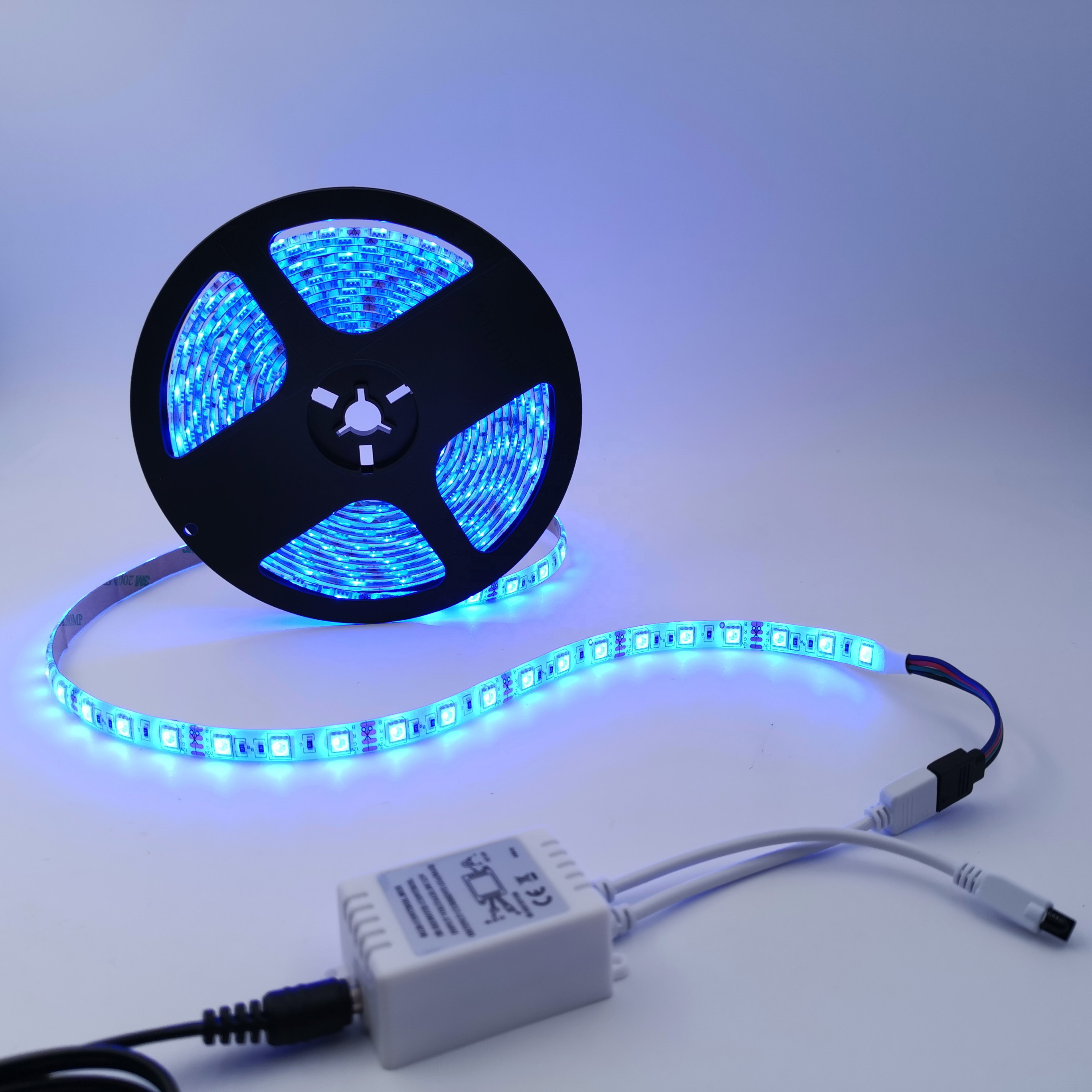 Good quality waterproof led strip smd 5050 RGB dc12v led strip lighting kit