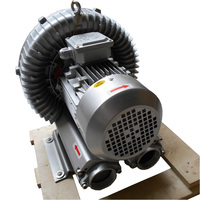 High Airflow 3KW Vortex Vacuum Pump For Air Suck & Blow
