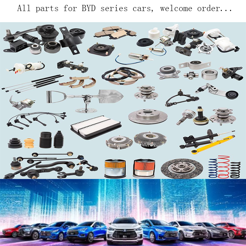 Factory price Car steering knuckle auto parts for byd s6