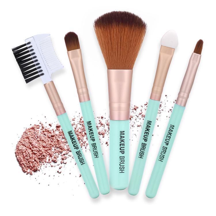 Бесплатный образец косметики кисти для макияжа Профессиональный Пользовательский логотип набор кистей для макияжа