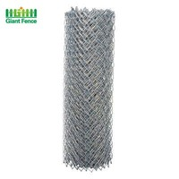Factory Supply Woven Galvanized Cyclone Wire Fence Price Philippines
