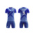 Custom sublimated kids football shirt maker soccer wear uniform jersey set