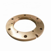 Customized High Precision Excellent Oiles Graphite Bronze Bushing C95400 wear resistant material