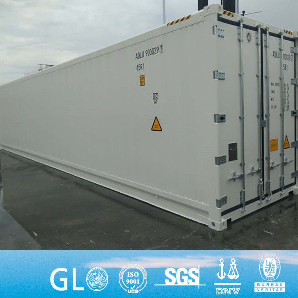 TK Thermo King Refrigerated Freezer Machine 40ft HC Reefer Container