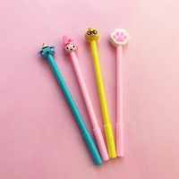 Hot Sale Cheap And Funny Animal Gel Pen For Child
