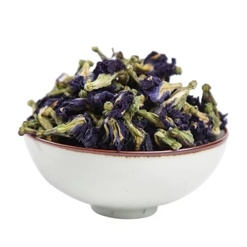 Wholesale Butterfly Pea flower Herbal Tea High Quality Organic Tea loose tea