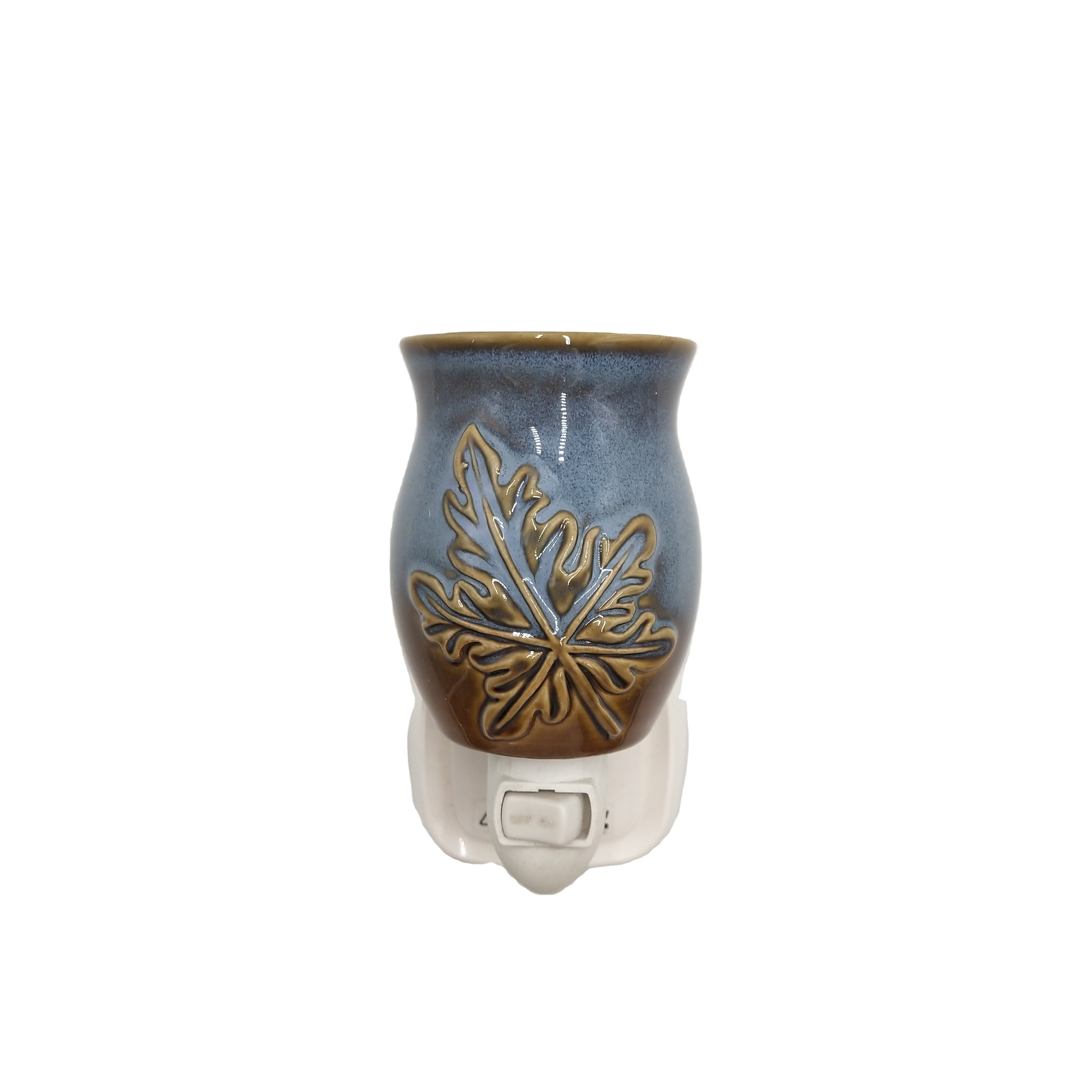 wholesale star style decoration essential electric aroma oil burner lamp plug in ceramic fragrance burner candle wax melt warmer