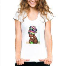 Черные футболки для девочек; Модные женские платья с короткими рукавами и принтом; Мягкая Эстетическая летняя одежда для девочек; Женская ф...(China)