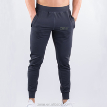LPP1037 mens track <span class=keywords><strong>broek</strong></span> van stretch tapered fit nylon spandex custom logo groothandel joggers