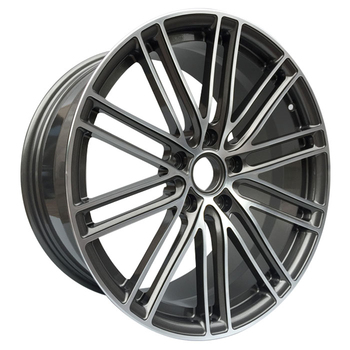 Cayenne panamera new design aluminum alloy wheels 20inch 21inch 22inch hot wheels auto parts for OEM auto car rims