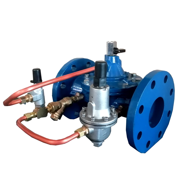 hydraulic control pressure reducing valve