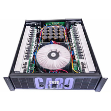 Big วัตต์ยอดนิยม Stable Power Amplifier Class H CA Series