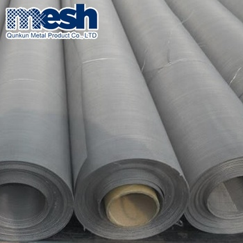 500 400 300 200 100 80 70 25 Micron 202 304 316L Stainless Steel Wire Mesh For Filter(In Stock)