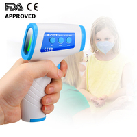 FDA CE Approved Fever Non Contact Infrared Termometro Digital Infrarojo Thermometer For Fever Digital Medical Infrared