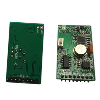 High quality rolling code receiver module HCS301 decode 433mhz receiver module AG-RXB9-X