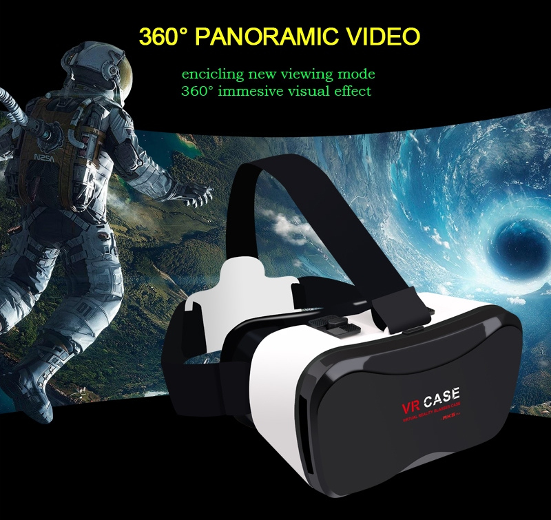 Logo Printing Available 3d Glasses VR CASE 5Plus Virtual Reality VR headset