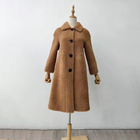 Manufactory New Style Cashmere Coat Women Custom Elegant Casual