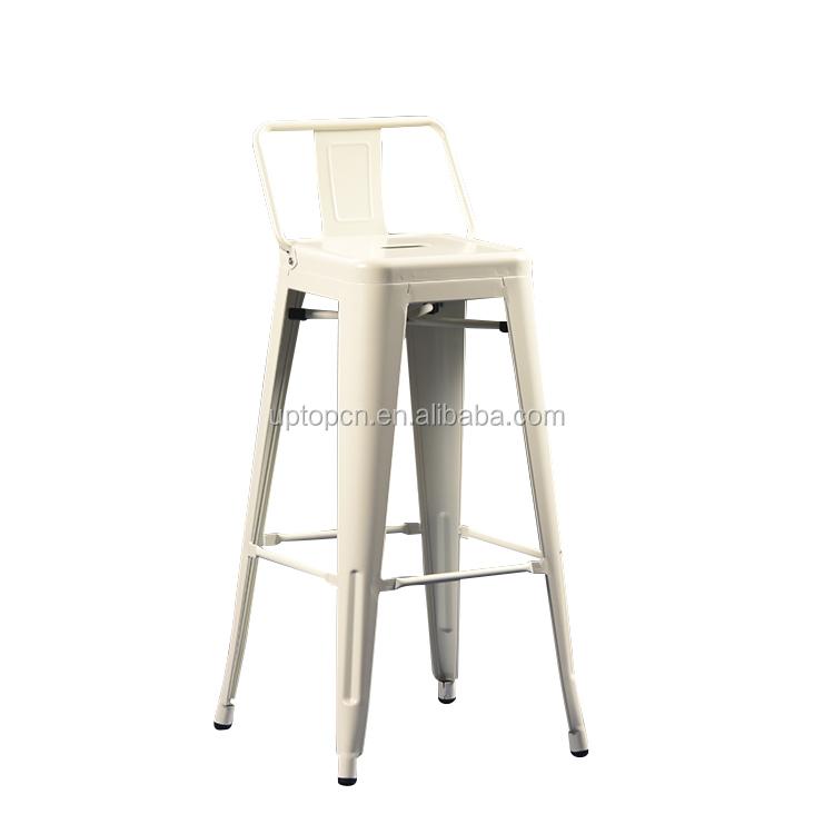 product-Sample design wood seat metal frame chair-Uptop Furnishings-img-9