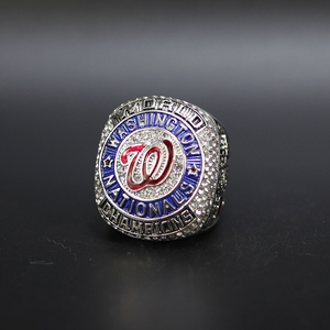 LT JEWELRY 2019 Washington National New MEN'S Baseball Custom Championship rings