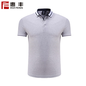 J8898D1 Cheap Custom Soft Comfort Athletic Casual Polo Men Shirts 100% Flax Fiber