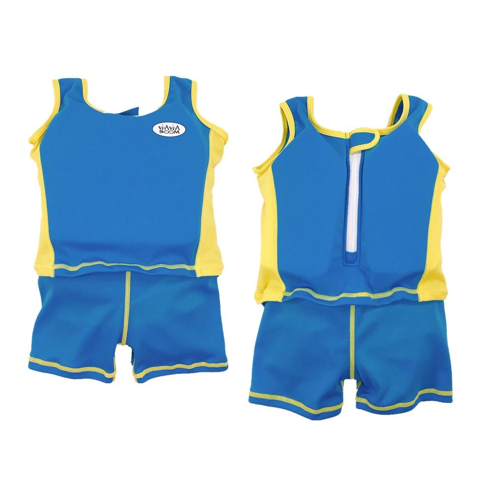 Factory Supply Floating Baby Swim Trainer Suit Infant Swim Vest