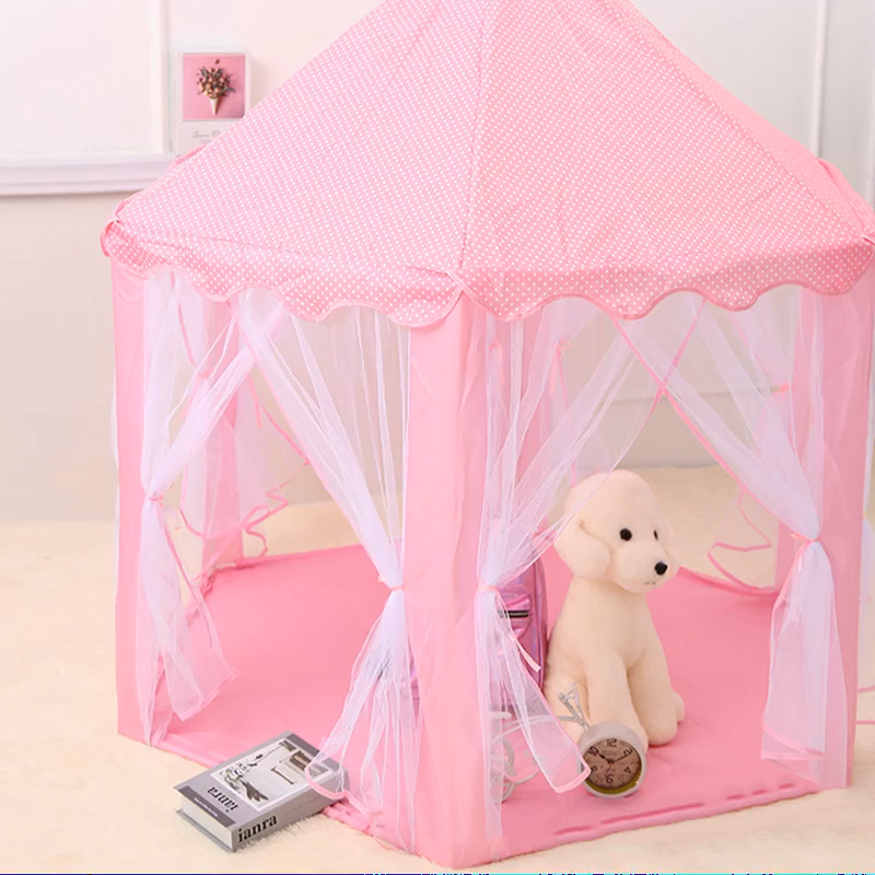 Hot Koop Kinderen Indoor Tent Baby Decoratie Kids Play Game House Tent