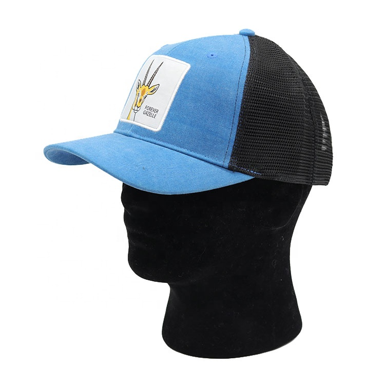 High Quality Customized Trucker Cap Embroidered Baseball Cap Custom Logo