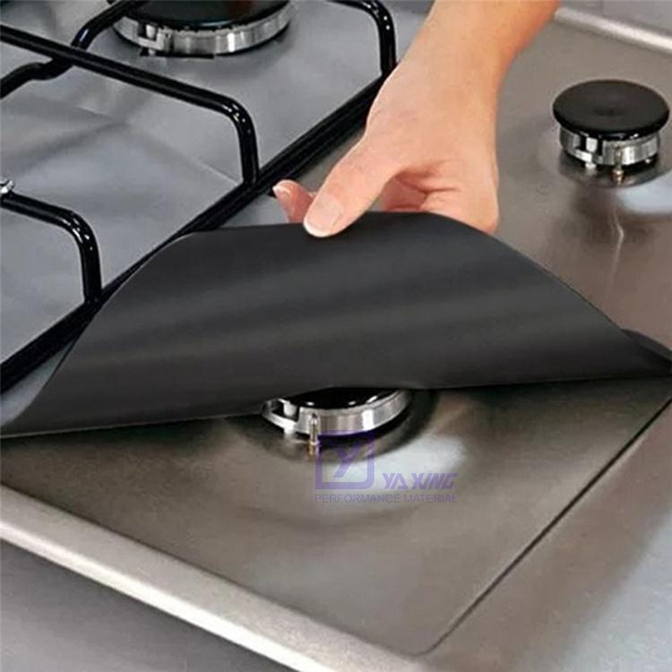 Free Sample Easy To Clean Fiberglass Gas Burner Protector