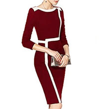 Женское платье, костюм, куртка, облегающее, для женщин, для офиса, формальная, деловая, рабочая одежда, элегантные миди платья-карандаш, винта...(Китай)