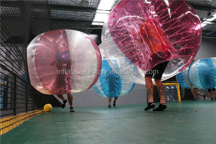 human soccer bubble ball suits price
